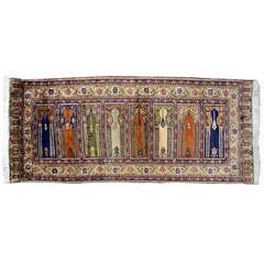 Cotton Kayseri Turkish rug