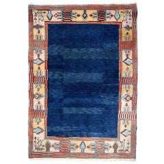 Vintage turkish AZERI rug