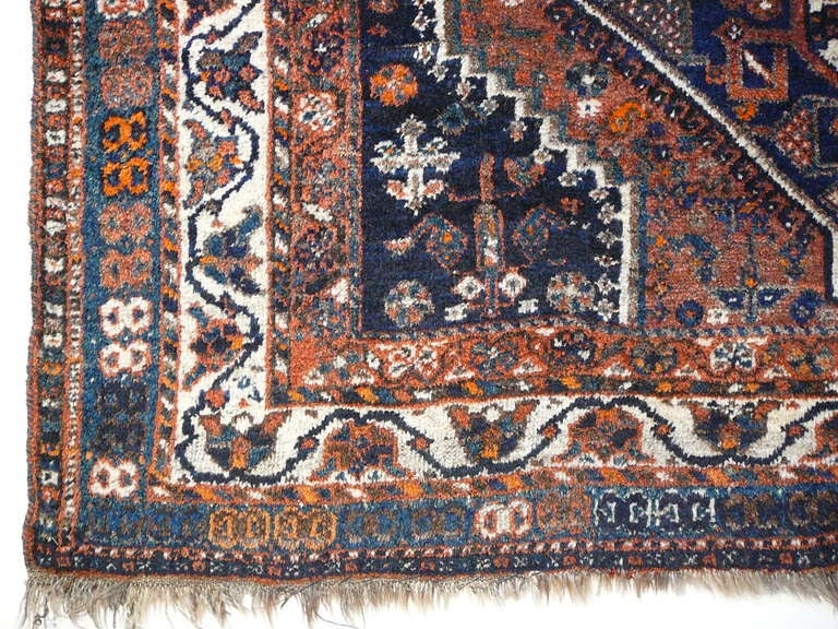 Antique tribal rug 2