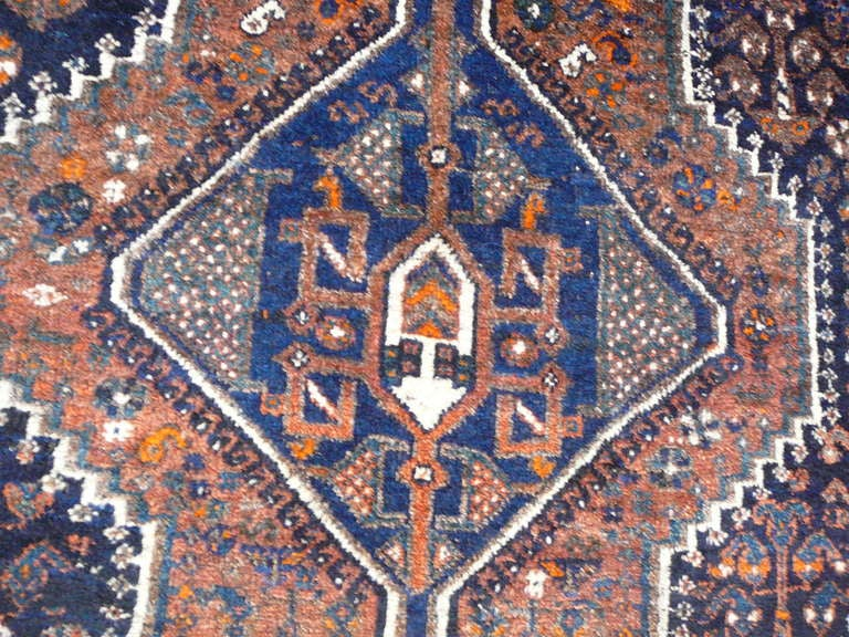 Antique tribal rug 3