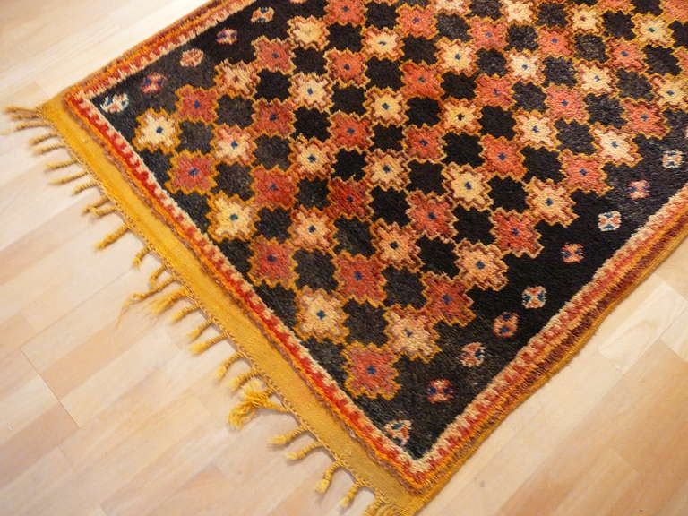 Antique North African Berber Rug At 1stdibs