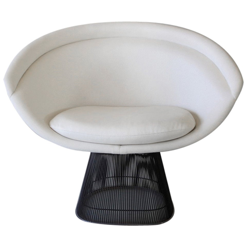 Lounge Chair By Warren Platner For Knoll At 1stdibs