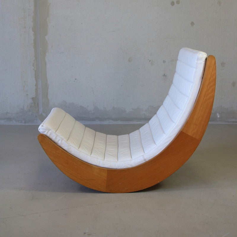 this rocking chair by verner panton 1974 is no longer available