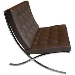 Barcelona Chair, Mies Van Der Rohe, Knoll
