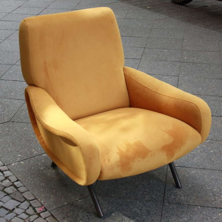 Lady Chair By Marco Zanuso, 1951 3