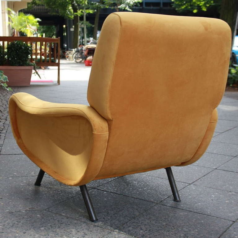 Lady Chair By Marco Zanuso, 1951 6