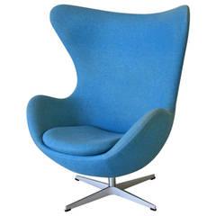 Arne Jacobsen Egg Chair, Fritz Hansen
