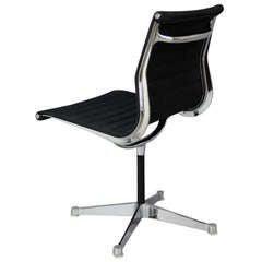 Charles Eames Aluminium Group Chair EA105