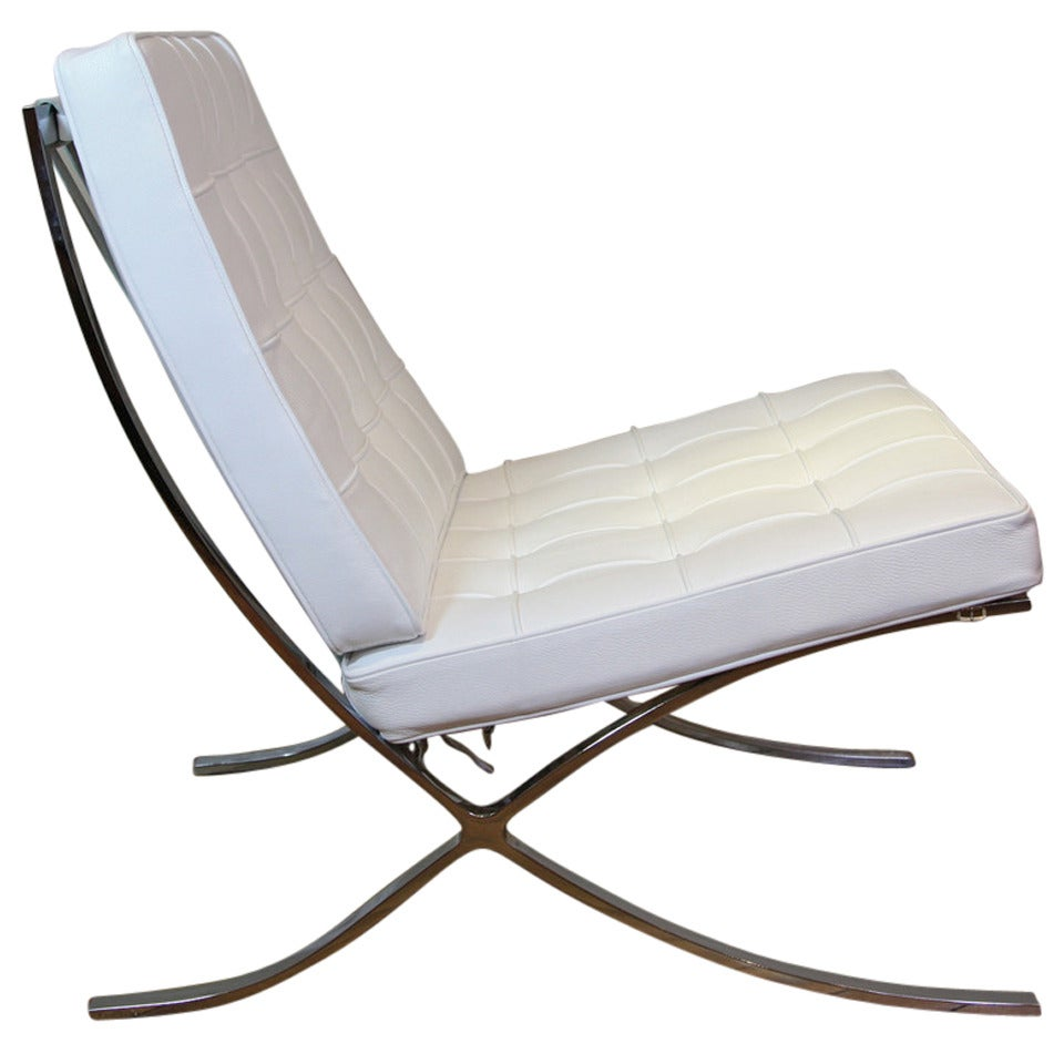 this ludwig mies van der rohe barcelona chair knoll international is
