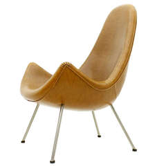 Lounge Chair by Fritz Neth for Correcta Germany, 1950s