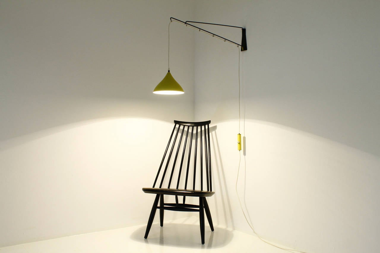Wall Lamps Germany : Cosack Balance Wall Lamp, Germany 1950s For Sale at 1stdibs