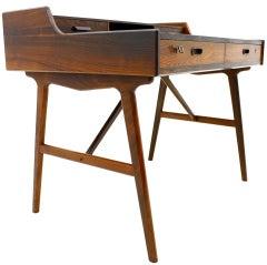 Arne Wahl Iversen Rosewood Ladies Desk, Vinde