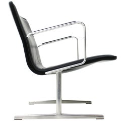 Rare Dieter Rams Lounge Chair, Vitsoe, Germany