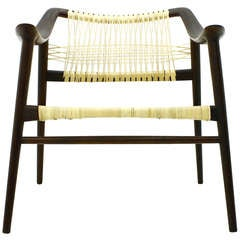 "Rolf Rastad & Adolf Relling ""Bambi"" Lounge Chair"