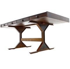 Gianfranco Frattini Rosewood Desk
