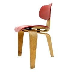 Egon Eiermann Plywood Chair SE 42, Germany 1950s