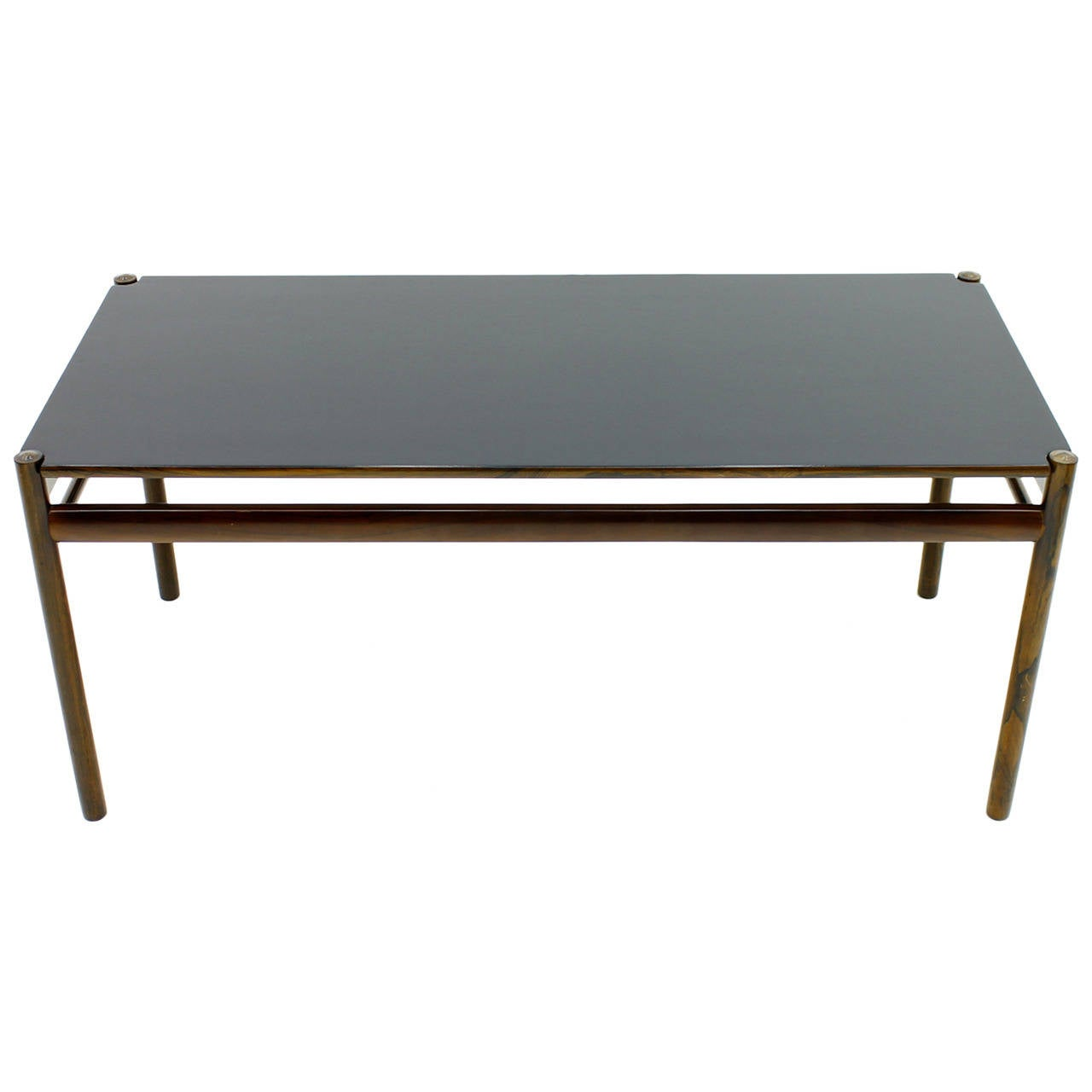 Flip Top Coffee Table By Ole Wanscher For Jeppesen Denmark 1960 For Sale At 1stdibs