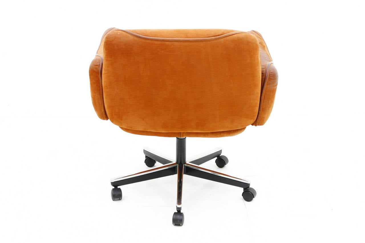 otto zapf office chair by knoll international germany