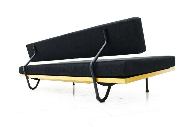 Daybed sofa by honeta germany 1950 s at 1stdibs for Urban sofa deutschland