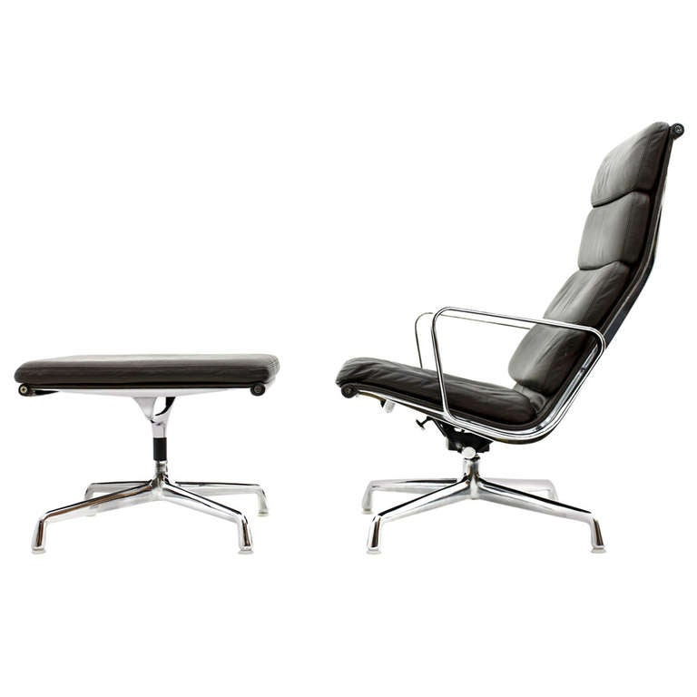 this charles ray eames soft pad lounge chair ea 222 h miller is no