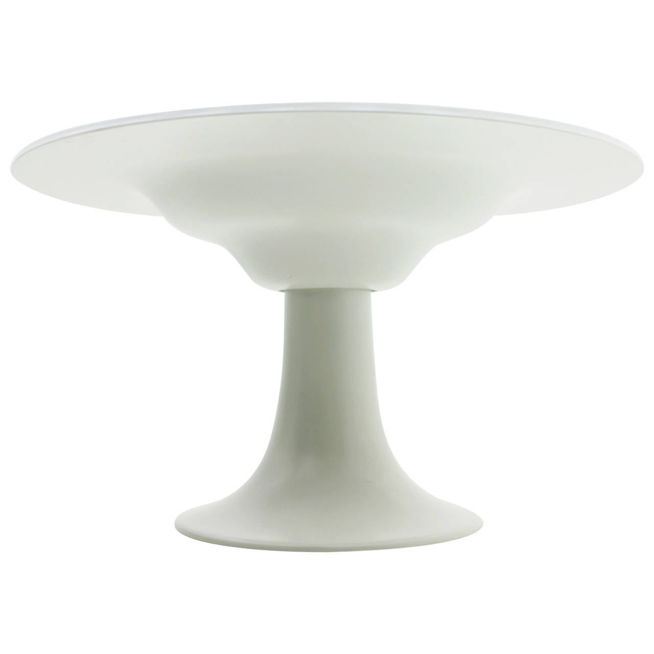 otto zapf table dining table column germany 1967 for sale at 1stdibs
