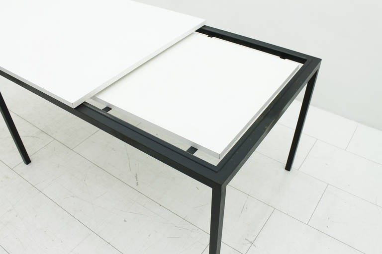 Mid-20th Century Extension Dining Table by Hans Konecke, Germany 1950s