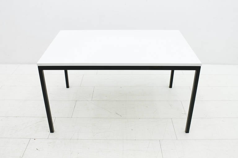 Wood Extension Dining Table by Hans Konecke, Germany 1950s