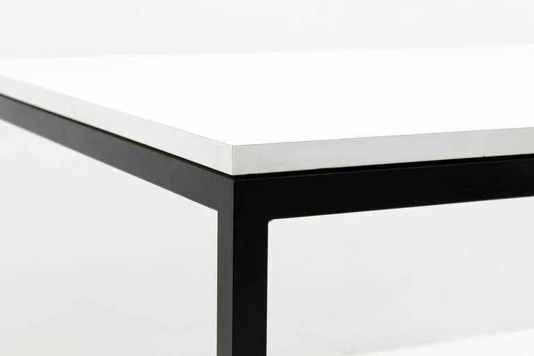 Extension Dining Table by Hans Konecke, Germany 1950s 1