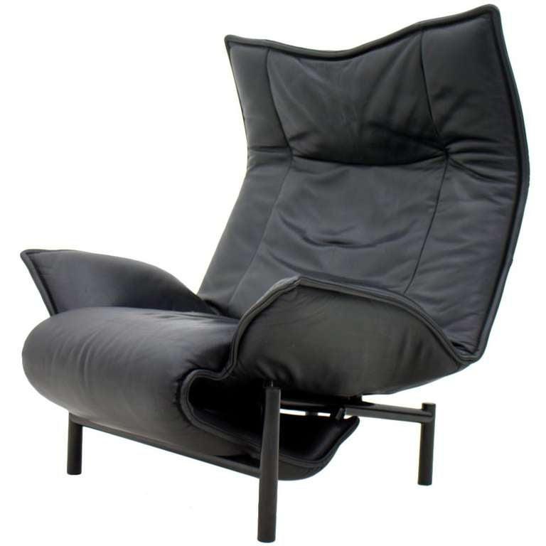 Lounge chair by vico magistretti veranda cassina italy for Cassina italy