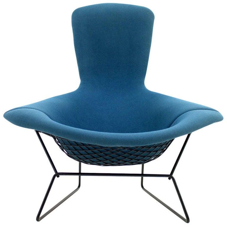 harry bertoia bird chair, knoll international at 1stdibs