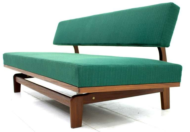 Mid-20th Century Daybed / Sofa by Hans Bellman, 1964 For Sale
