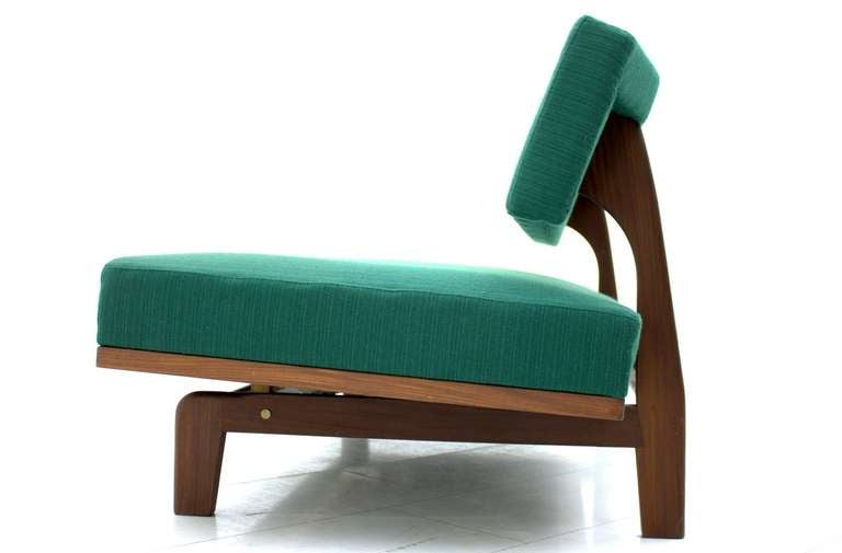 Daybed / Sofa by Hans Bellman, 1964 For Sale 1