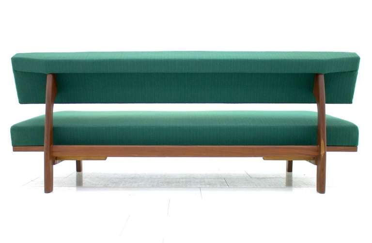German Daybed / Sofa by Hans Bellman, 1964 For Sale