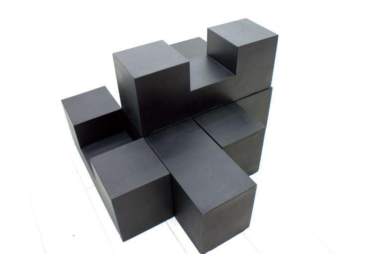 5 Elements Tables Stools Gli Scacchi Mario Bellini