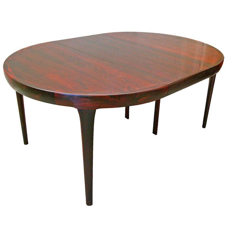 Dining Table by Ib Kofod Larsen Rosewood 60s Danish Modern  : 1013504l from 1stdibs.com size 768 x 768 jpeg 29kB