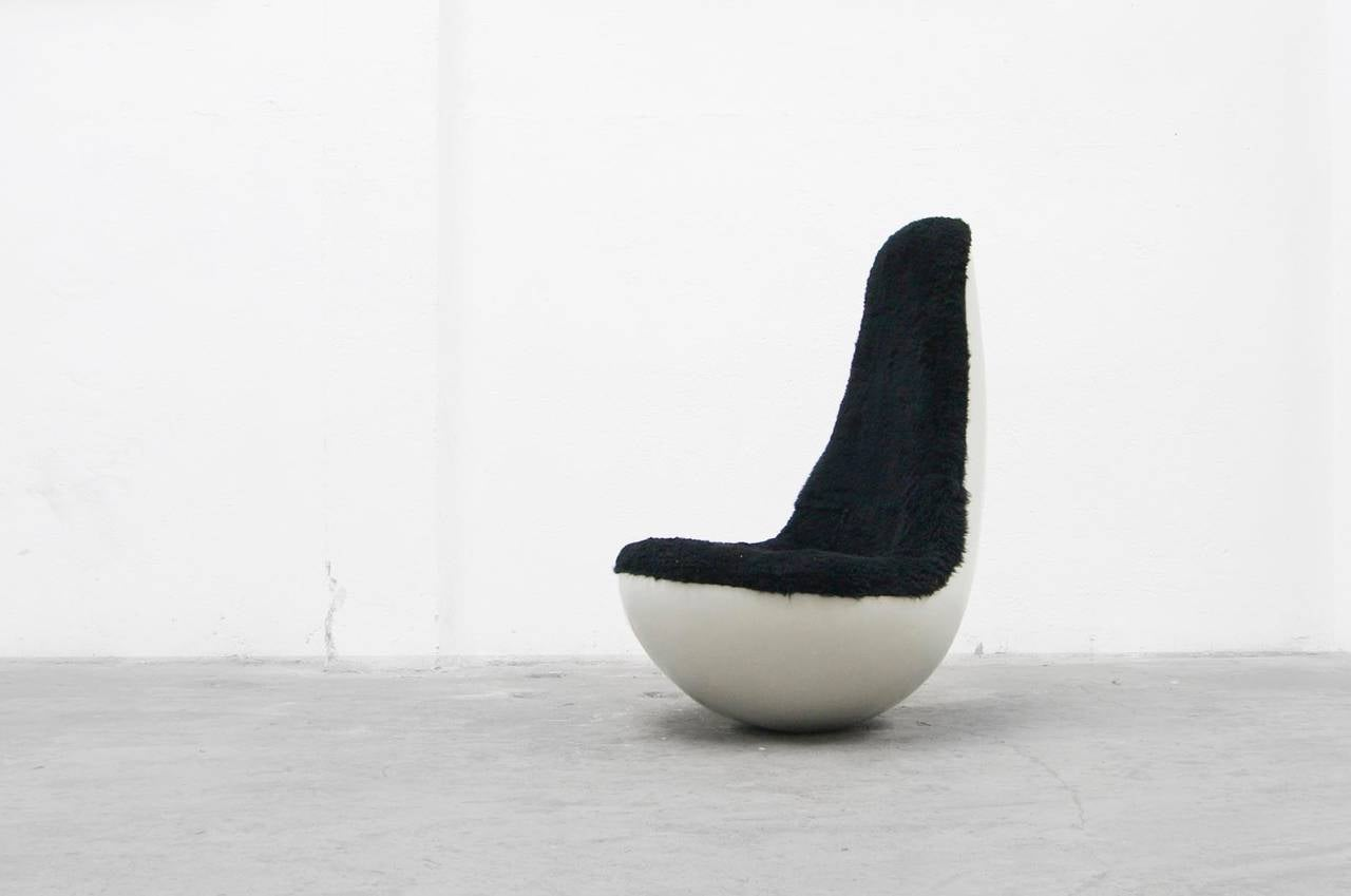 Lounge Rocking Chair By Wolfgang Feierbach Fg 2005 Space