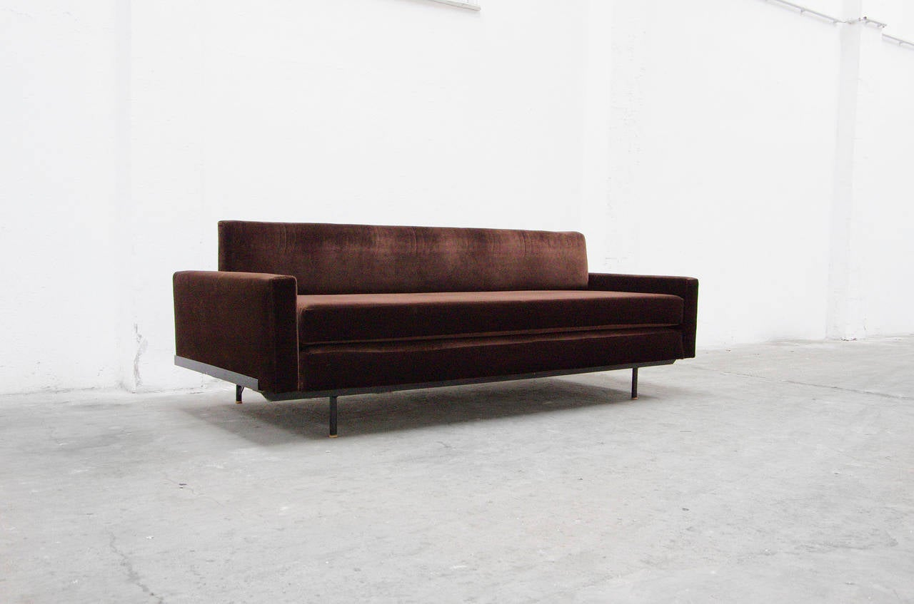 Sofa Daybed By Florence Knoll International Mid Century