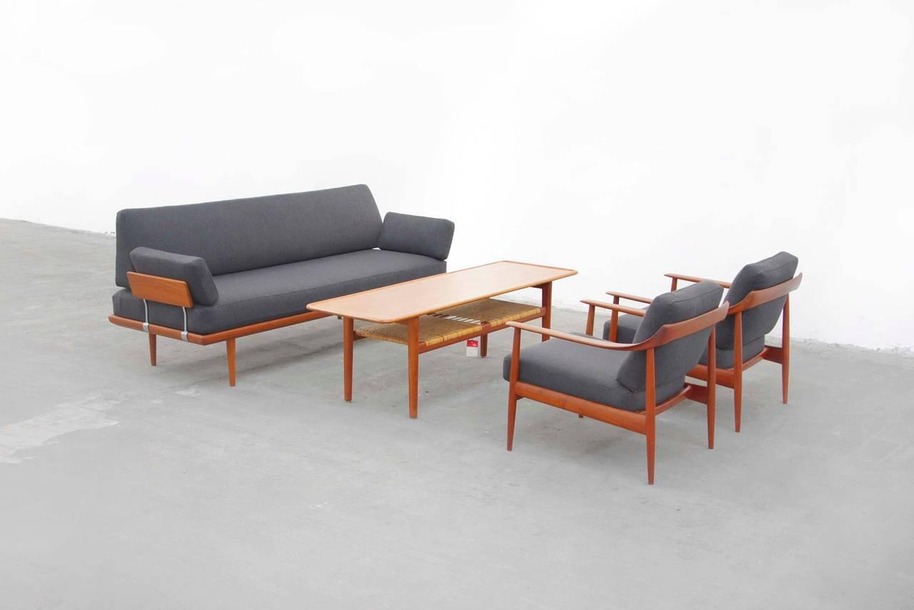 wilhelm knoll sessel williamflooring. Black Bedroom Furniture Sets. Home Design Ideas