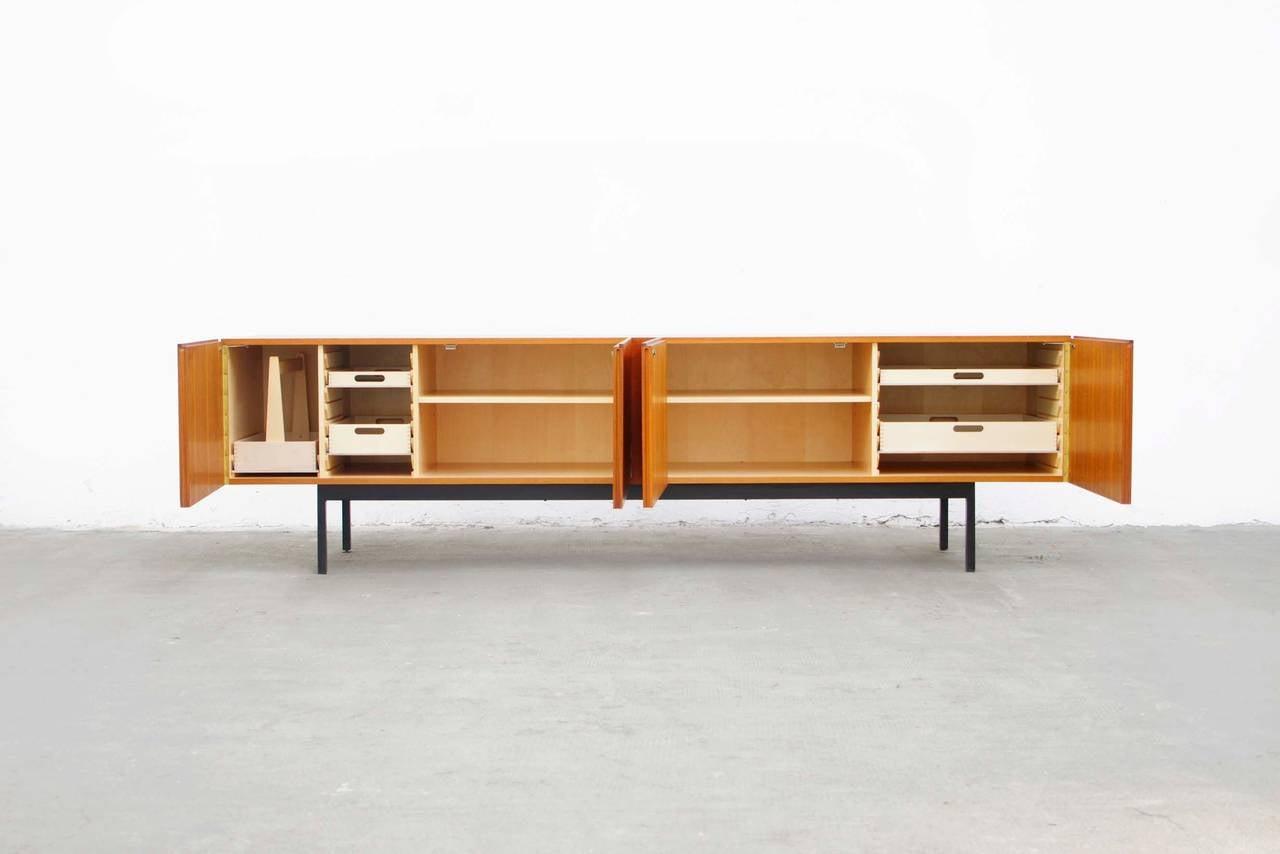 Dieter w ckerlin for behr sideboard mid century modern for Sideboard 40er