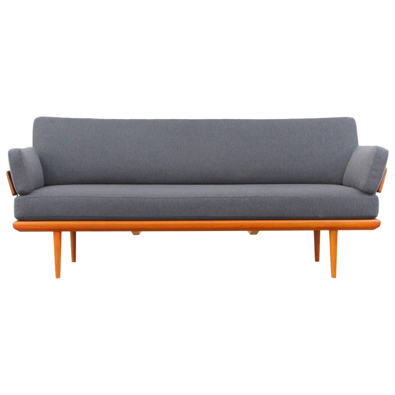 Peter Hvidt And Orla Molgaard Nielsen Daybed Mid Century