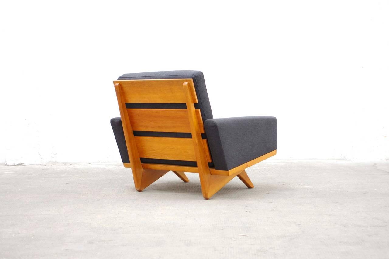 seating group by gustav thams for vejen mobler mid century modern design at 1stdibs. Black Bedroom Furniture Sets. Home Design Ideas