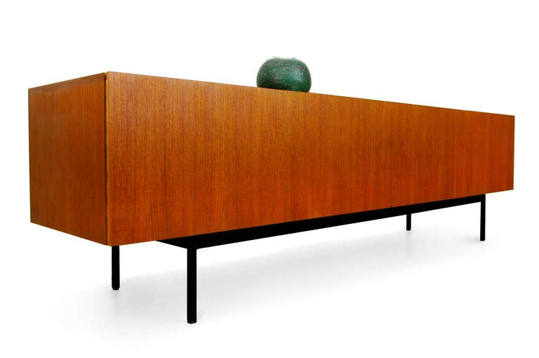 sideboard by dieter waeckerlin for behr b40 teak 1958 at. Black Bedroom Furniture Sets. Home Design Ideas