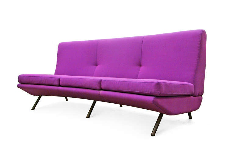 sofa marco zanuso triennale arflex france 1951 kvadrat. Black Bedroom Furniture Sets. Home Design Ideas