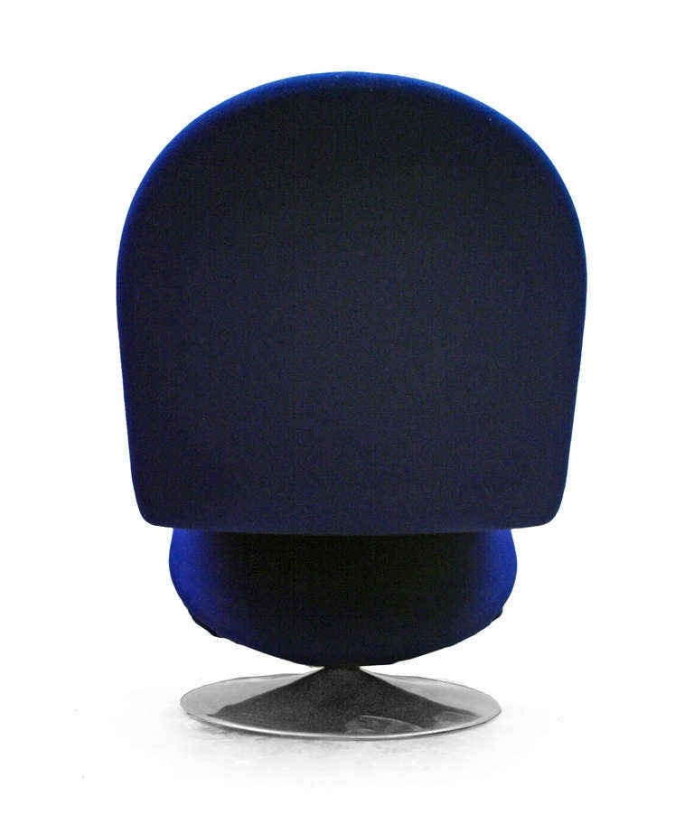 Lounge Chair by Verner Panton System 1-2-3 3