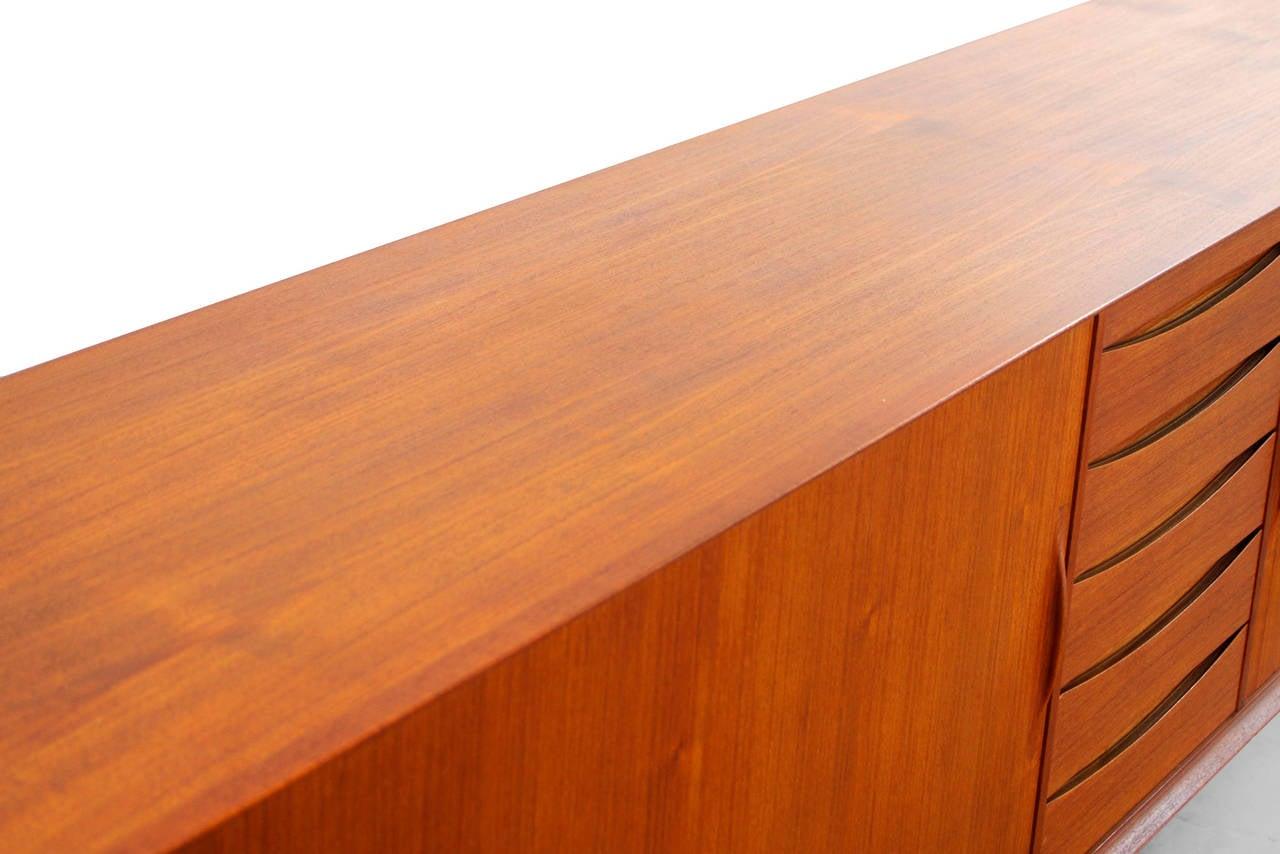 Sideboard by arne vodder for sibast model 76 teak credenza danish modern design at 1stdibs - Danish design mobel ...