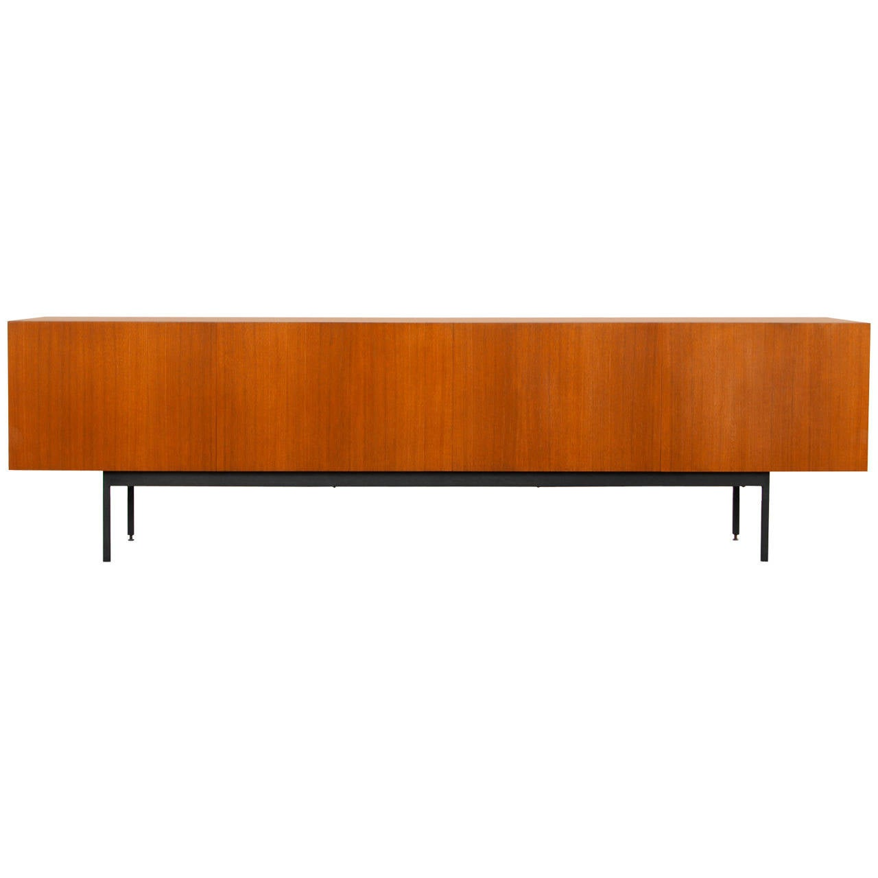 B40 Teak Sideboard by Dieter Waeckerlin for Behr Mid