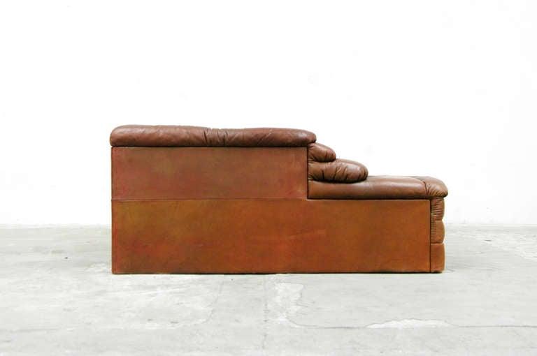 sofa modul by ubald klug de sede ds 1025 mid century. Black Bedroom Furniture Sets. Home Design Ideas
