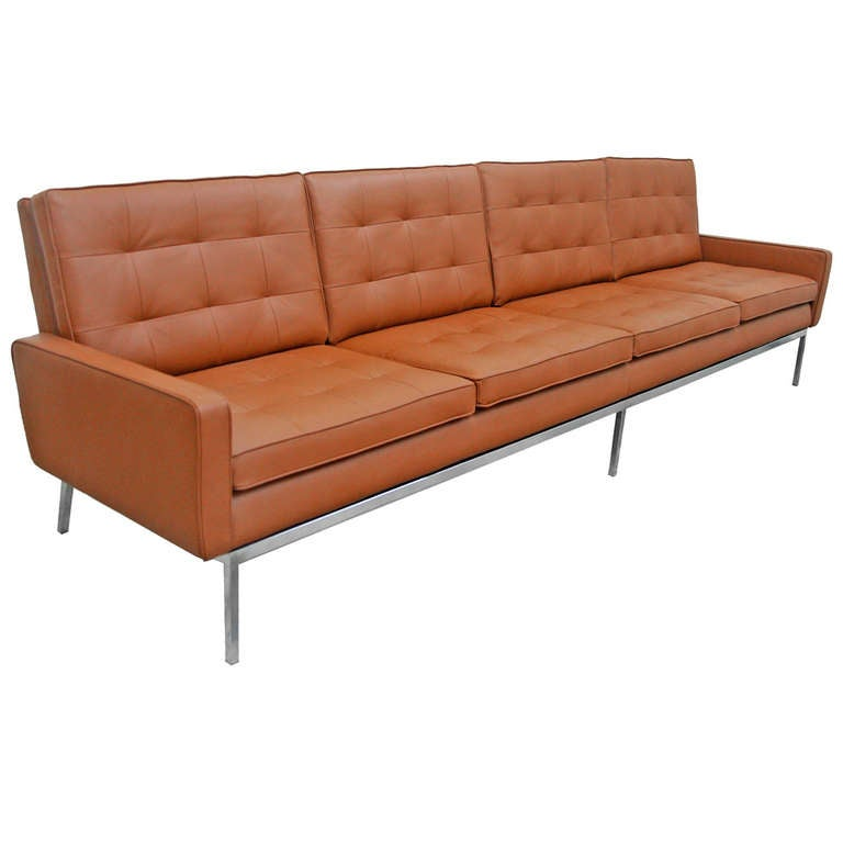KUche Holz Statt Fliesenspiegel ~ Sofa And Seats Bonn  Rare seater sofa by florence knoll international