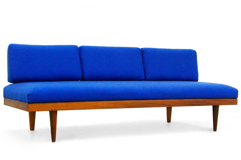 A Fantastic Multifunctional Sofa By Swane Norway. This Piece Serves As A  Comfy Daybed For. Mid Century Modern ...
