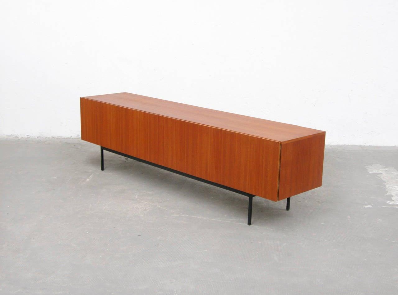 Sideboard by dieter waeckerlin for behr b40 teak mid for Sideboard 40er